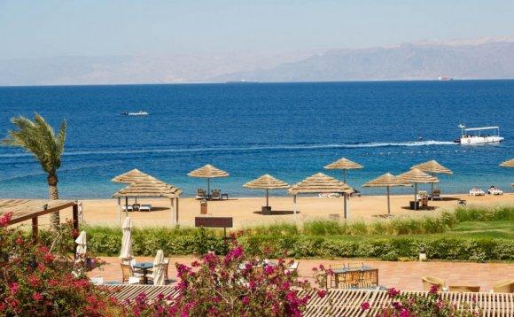 фото иордания красное море